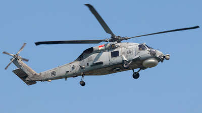 266 - Sikorsky S-70B Seahawk - Singapore - Air Force