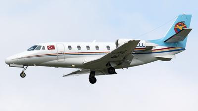 A picture of TCLLL - Cessna 560XL Citation XLS - [5605722] - © Łukasz Stawiarz
