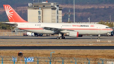 B-2319 - Airbus A300B4-605R - Uni-Top Airlines