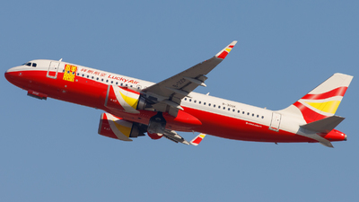 B-300K - Airbus A320-251N - Lucky Air
