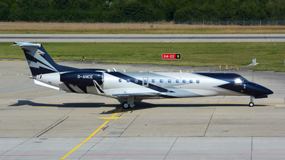 A picture of DANCE - Embraer Legacy 650E - Air Hamburg - © Jeremy Denton
