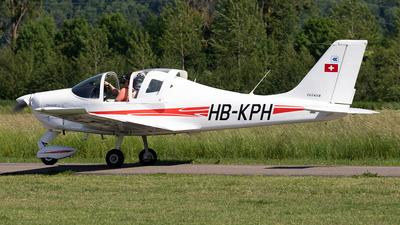 A picture of HBKPH - Tecnam P2002JF - [326] - © Alexandre Fazan
