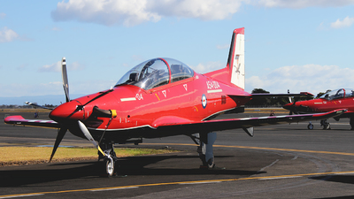 A picture of A54004 - Pilatus PC21 -  - © Nathan Long