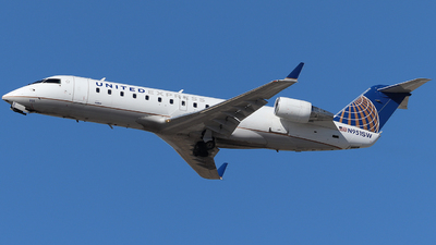 N951SW - Bombardier CRJ-200ER - United Express (SkyWest Airlines)