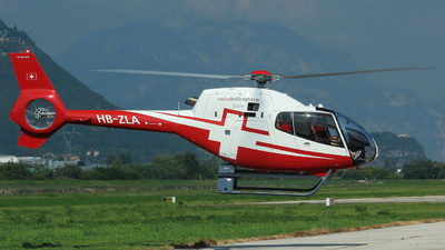HB-ZLA - Eurocopter EC 120B Colibri - Swiss Helicopter AG