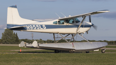 N955LS - Cessna A185F Skywagon - Private