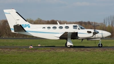 N425PG - Cessna 425 Conquest I - Private