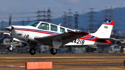 JA4218 - Beechcraft A36 Bonanza - SGC Saga Aviation