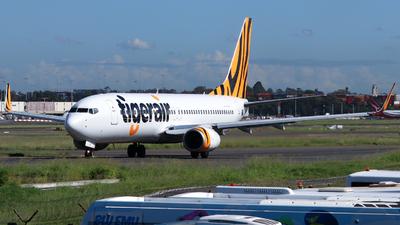 A picture of VHVUX - Boeing 7378FE - Virgin Australia - © Robbie Mathieson