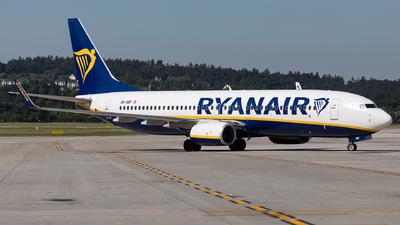 A picture of 9HQBF - Boeing 7378AS - Ryanair - © Łukasz Stawiarz