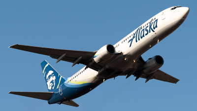 N303AS - Boeing 737-990 - Alaska Airlines