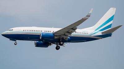 N887LS - Boeing 737-74U(BBJ) - Las Vegas Sands Corporation