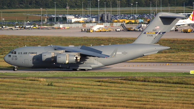 07-7178 - Boeing C-17A Globemaster III - United States - US Air Force (USAF)