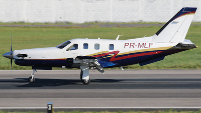 PR-MLF - Socata TBM-850 - Private