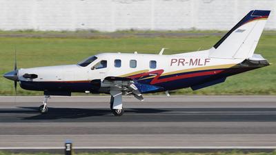 A picture of PRMLF - Socata TBM850 - [457] - © JAKA