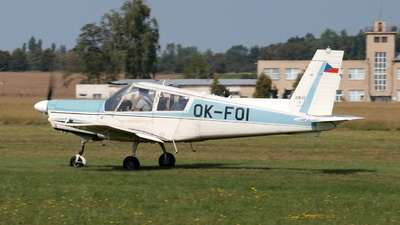 OK-FOI - Zlin 43 - Aero Club - Czech Republic