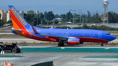 N402WN - Boeing 737-7H4 - Southwest Airlines