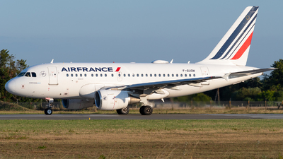 A picture of FGUGM - Airbus A318111 - Air France - © Alexandre Raineau