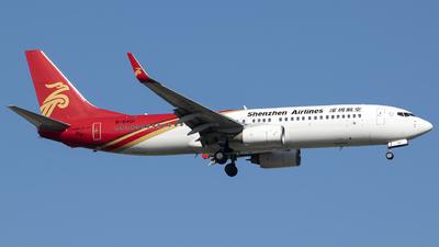 B-5401 - Boeing 737-87L - Shenzhen Airlines