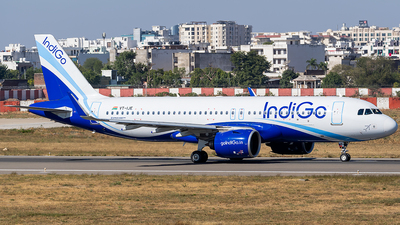 A picture of VTIJE - Airbus A320271N - IndiGo - © Rohan Paliwal
