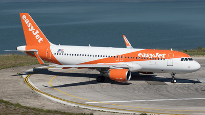 OE-IVB - Airbus A320-214 - easyJet Europe