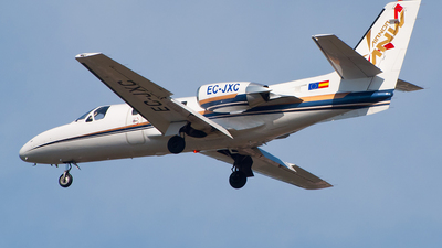 A picture of ECJXC - Cessna 500 Citation 1 -  - © Eduardo Seijo