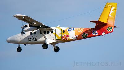 S7-AAJ - De Havilland Canada DHC-6-300 Twin Otter - Air Seychelles