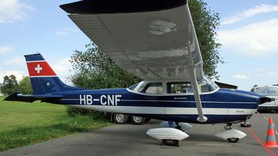 A picture of HBCNF - Cessna F172H Skyhawk - [F17200653] - © Claude Davet