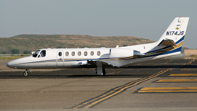 N174JS - Cessna 560 Citation V - Untitled