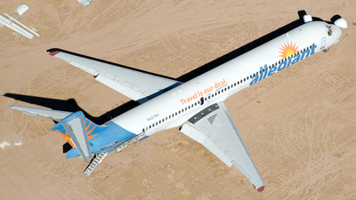 N427NV - McDonnell Douglas MD-83 - Allegiant Air