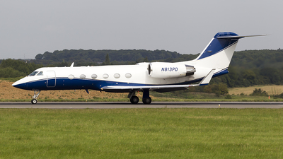 N813PD - Gulfstream G-IV - Private