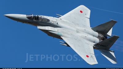 92-8907 - McDonnell Douglas F-15J Eagle - Japan - Air Self Defence Force (JASDF)