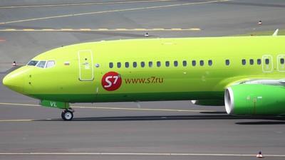 VQ-BVL - Boeing 737-8GJ - S7 Airlines