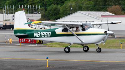 A picture of N6198B - Cessna 182A Skylane - [34198] - © Nick Sheeder