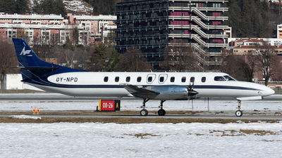 OY-NPD - Fairchild SA227-DC Metro 23 - North Flying