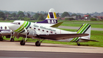 G-AMPO - Douglas DC-3 - Air Atlantique