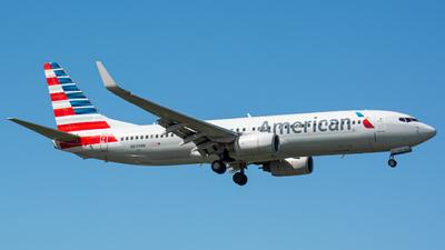N849NN - Boeing 737-823 - American Airlines