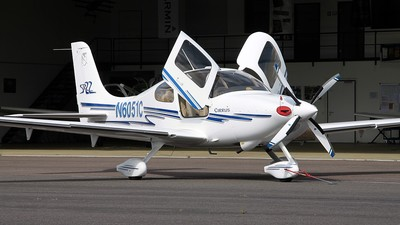 N6051C - Cirrus SR22 - Private