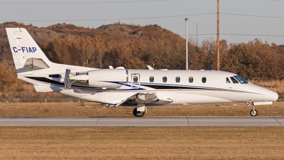 C-FIAP - Cessna 560XL Citation Excel - Private