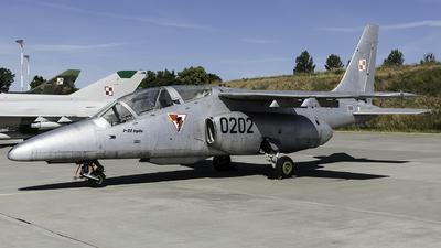 0202 - PZL-Mielec I-22 Iryda - Poland - Air Force