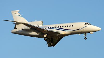 A picture of FHEBO - Dassault Falcon 900EX - [236] - © Alexander Portas