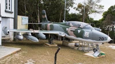 FAB4570 - Embraer AT-26 Xavante - Brazil - Air Force