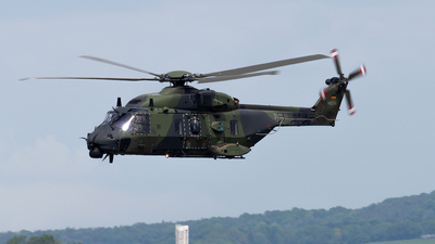 78-11 - NH Industries NH-90TTH - Germany - Army