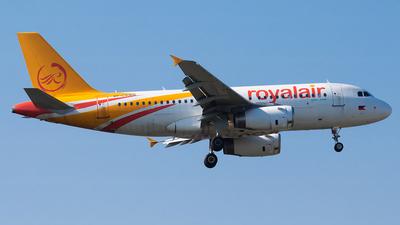 RP-C9368 - Airbus A319-132 - Royal Air Philippines
