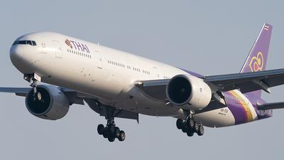 HS-TKX - Boeing 777-3D7ER - Thai Airways International