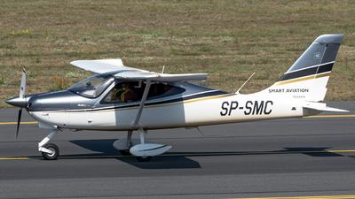 SP-SMC - Tecnam P2008JC MkII - Smart Aviation