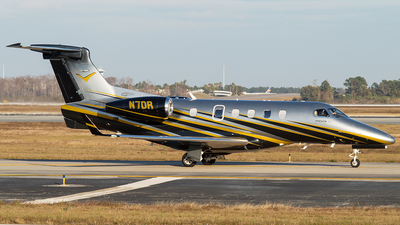 N7DR - Embraer 505 Phenom 300 - Private