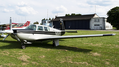 N4041H - Mooney M20K-231 - Private