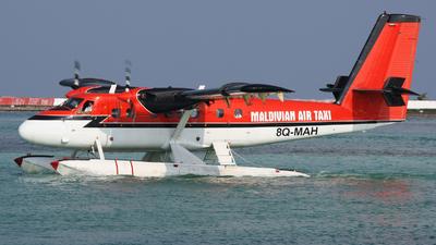 8Q-MAH - De Havilland Canada DHC-6-300 Twin Otter - Maldivian Air Taxi