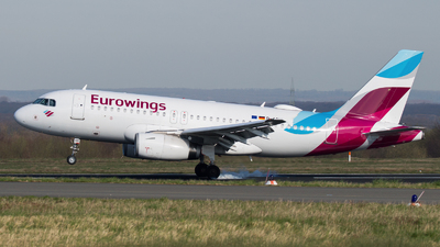 A picture of DAGWK - Airbus A319132 - Germanwings - © Tjorve. Henzler